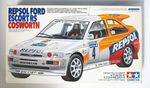Ford Escort Cosworth Rs  4X4 Repsol Swedish rally 1996  1/24 koottava pienoismalli