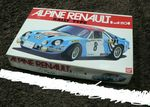 Renault Alpine A110 V6 Rally  1/20