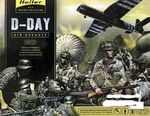 D-day Air Assault paketti Ww2  1/72 pienoismalli
