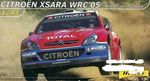 Citroen Xsara Wrc 2005 Turkey Rally 1/43 pienoismalli