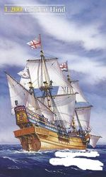 Golden Hind  1/200  laiva