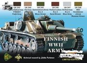 Finnish WW2 tanks lifecolor maali
