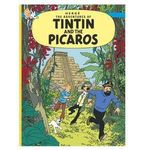 Tintin And The Picaros  albumi Englanninkielinen