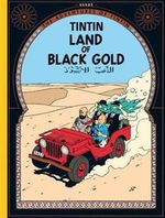 Tintin Land Of Black Gold  albumi Englanninkielinen