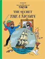 Tintin The Secret Of The Unicorn   albumi Englanninkielinen