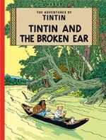Tintin And The Broken Ear   albumi Englanninkielinen