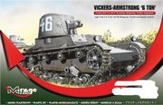 Vickers-Armstrong 6 ton   1/35    suomi