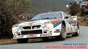 Lancia 037  1984 Tour de Corse rally winner B-ryhmä 1/24