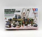 German Field Maintenance Team & Equipment Set 1/35