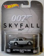 James Bond  007 Aston Martin DB5 1963 SKYFALL    1/64