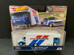 Datsun 510 -71 Fleet Flyer BRE  1/64 Hotwheels