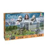 BATTLESET  100 YEARS WAR CASTLE   diodraama   1/72