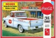 Chevy Cameo Pickup Coca-Cola 1955 1/25