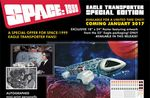 Space  1999  Eagle Transporter  special edition   1/48
