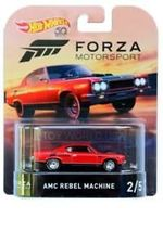 AMC Rebel machine  Forza motorsport   1/64