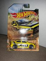 Mitsubishi Lancer Evolution 2008  rally Hw