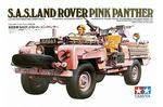 British SAS Land Rover Pink Panther 1/35
