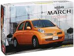Nissan  March 14e  Micra     1/24  pienoismalli