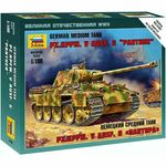 Sd.Kfz.171 Pz.Kpfw.V Ausf.D  Panther german medium tank 1/100