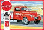 Coca-Cola Willys Gasser Pickup 1940 1/25