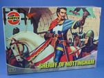 Nottingham Sheriff figuurit  1/72