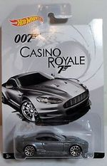James Bond 007 Aston Martin DBS    1/64
