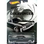 James Bond 007 Lincoln Continental -64    1/64