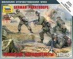 German paratroopers 1939-42   1/72
