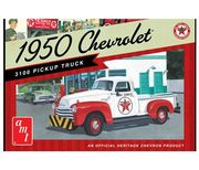 Chevy Texaco Pick Up 1950  1/25 pienoismalli
