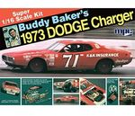 Buddy Baker 1973 Dodge Charger  1/16