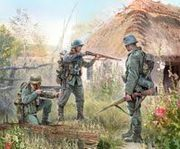 German Infantry   1939-42   1/72