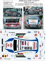 Ford Fiesta RS Wrc Monte carlo rally 2013  1/24 tarrat