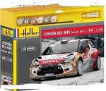 Citroen DS3 Wrc 2013 Kit  1/24    Mikko Hirvonen