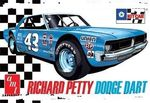 DODGE Dart Richard petty   1/25 pienoismalli