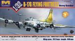 BOEING B-17G FLYING FORTRESS  late  Version 1/32  pienoismalli