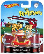 The Flintstones Flintmobile    1/64