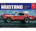 Ford Mustang Funny Car 1965  1/25