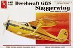 Beefcraft G 17 S staggerwing  1/48