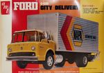 Ford City delivery C-600  1/25