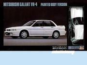 Mitsubishi Galant VR-4  1/24 painted body version