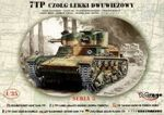 7 tp light tank twin turret  1/35 panssarivaunu