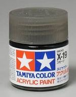 Smoke X-19  10ml  acrylic  Tamiya