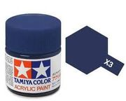 Royal Blue  X-3  10ml  acrylic  Tamiya